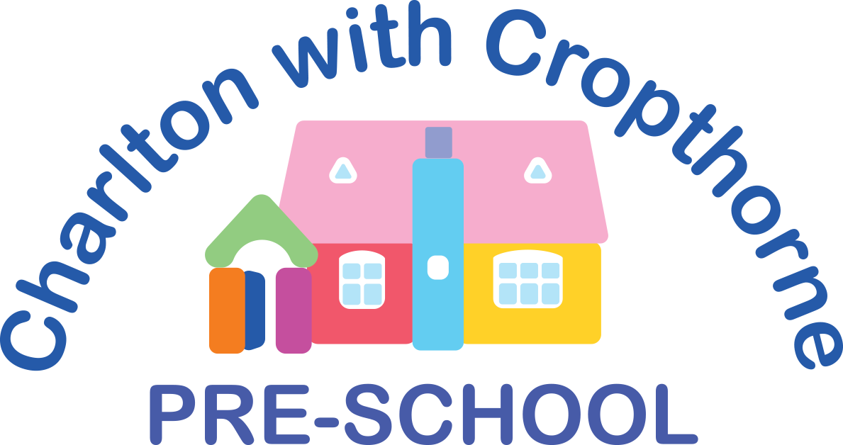 Charlton with Cropthorne Pre School Logo