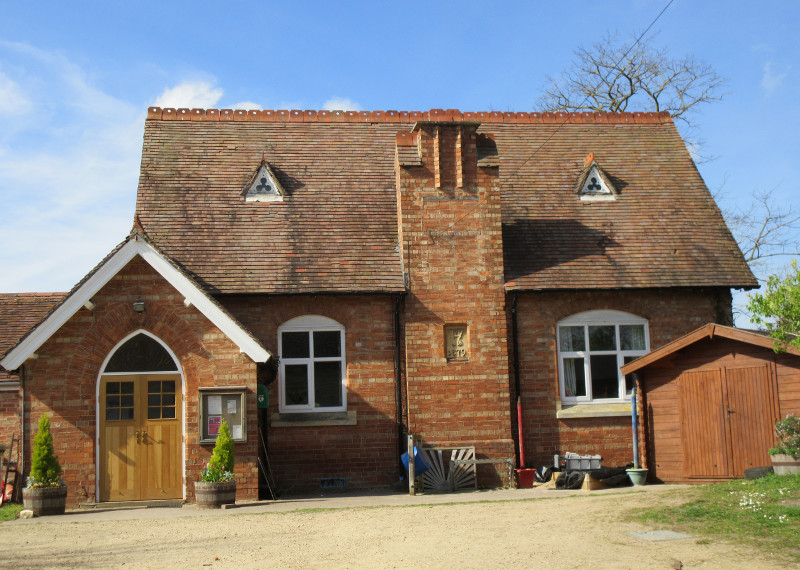 Our pre-school at Charlton's Old Schoolroom